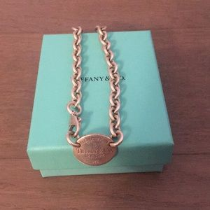 Tiffany & Co. choker necklace